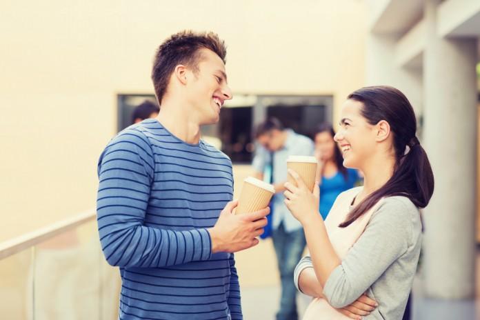 О чем говорить с девушкой